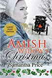 Amish Widow's Christmas LARGE PRINT: Inspirational Romance (Expectant Amish Widows) by  Samantha Price in stock, buy online here