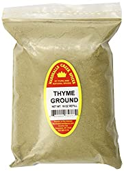 Marshalls Creek Spices X-large Refill Thyme, Ground, 16 Ounce