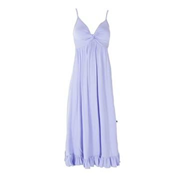 8d90ed5066 Image Unavailable. Image not available for. Color  KicKee Pants Womens  Ruffle Nightgown ...