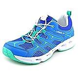 Speedo® Ladies Hydro Comfort 3.0 Water Shoe (6, Blue/Green)