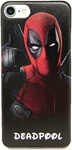 ECHC Superhero Plastic iPhone Deadpool product image