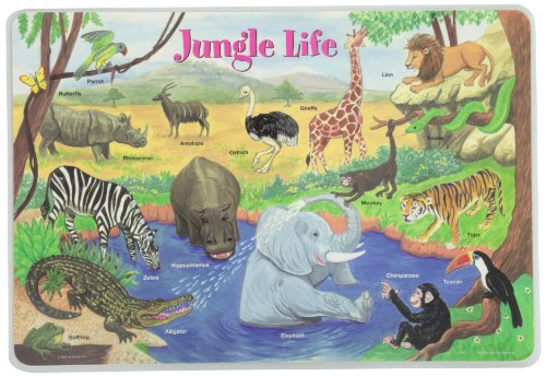 Life Places (Painless Learning Jungle Life)