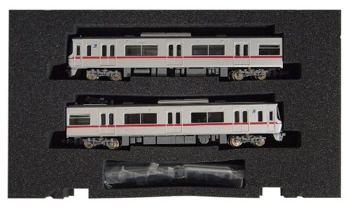 (Meitetsu Series 3150 Two Car Formation Set (Trailer Only) (Add-On 2-Car Set) (Model Train) )
