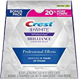 Crest 3D White Strips Professional Effects Teeth Whitening Strips Kit, 24 Count