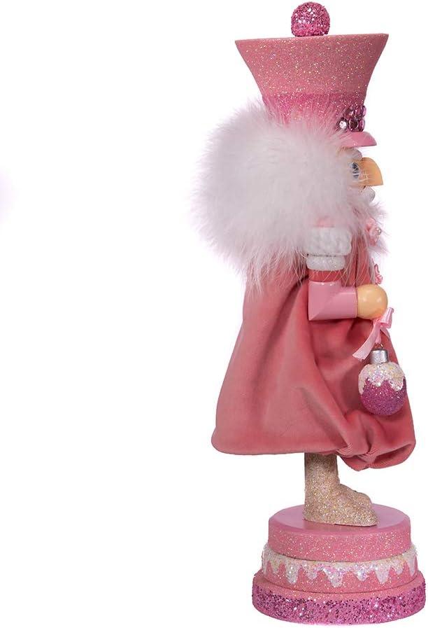 Adler 15-Inch Hollywood Pink Sweet Soldier Nutcracker Kurt S Multi