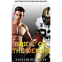 Bride of the Demon: Gay Football and Interracial Romance (English Edition)