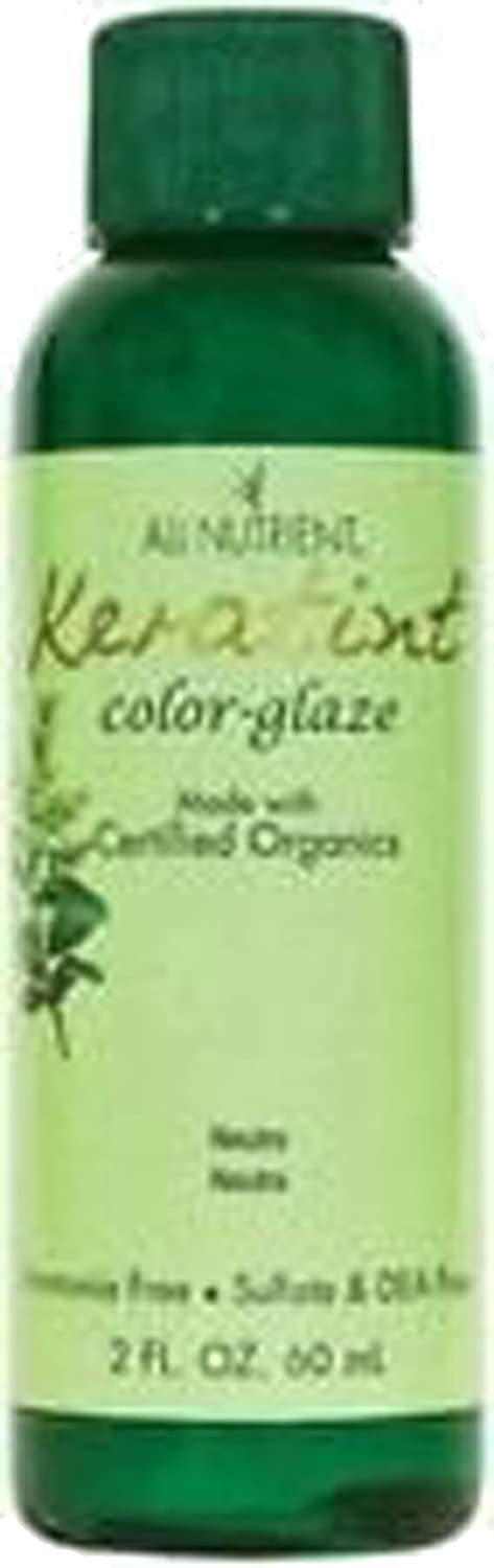 ALL NUTRIENT Keratint Color Glaze 6P Light Pearl Brown