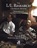 The L/L Research Channeling Archives - Volume 12