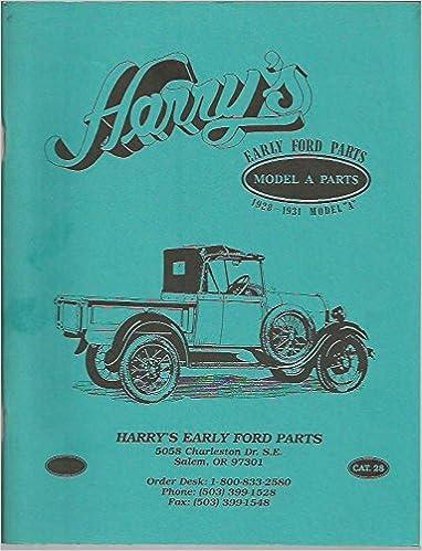 BRATTON'S ANTIQUE AUTO PARTS and FORD MODEL A: Harry: Amazon com: Books