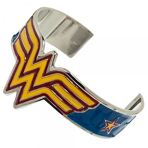 DC Comics Wonder Woman Cuff (Anime Wonder Woman)