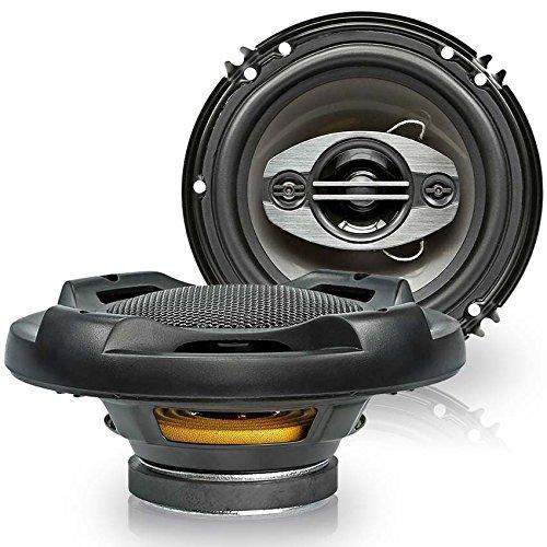 VW Polo 4 9N3 (05-09) Upgrade Lautsprecher 165mm Koax Vordere oder Hintere Tü ren