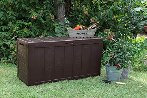 keter sherwood deck box review