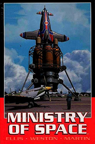 Read Online Ministry of Space PDF