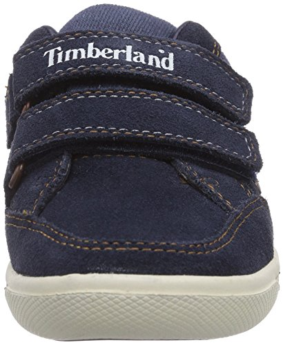 Timberland Littleton FTK_EK H&L Ox Unisex-Kinder Sneakers Navy