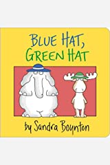 BLUE HAT, GREEN HAT Kindle Edition
