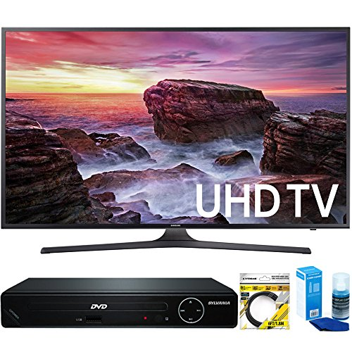 "Samsung  Flat 54.6"" LED 4K UHD 6 Series Smart TV  with HDMI"