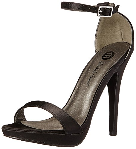 Michael Antonio Women's Lovina-Sat, Black, 7 M US