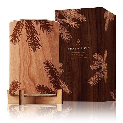 Thymes - Fragrant Frasier Fir Northwoods Lantern (Northwoods Fragrance)