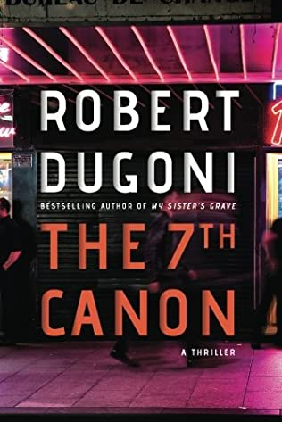 book cover of The 7th Canon