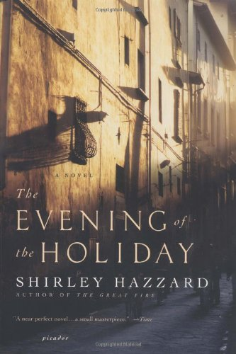 Read Online The Evening of the Holiday ebook