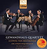 Beethoven: The String Quartets, The Gewandhaus-Quartett Plays Ludwig van Beethoven