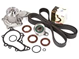 Evergreen TBK036WPT Toyota 4AFE DOHC Timing Belt Kit w/ Water Pump
