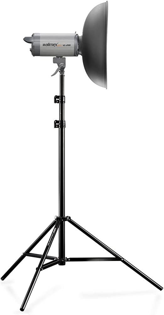 Walimex Pro 50cm Beauty Dish For Vc And Ve Series Amazon Co Uk Camera Photo