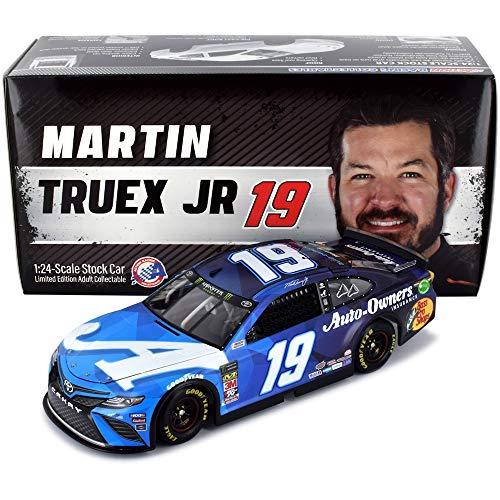 Lionel Racing, Martin Truex Jr, Auto-Owners Insurance, 2019, Toyota Camry, NASCAR Diecast 1:24 Scale (Martin Truex Jr Diecast 1 64)