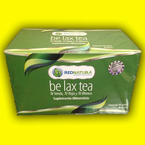 Red Natura Be Lax Tea Weight Loss Supplement Tea 30 Day Supply For Sale