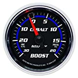 Auto Meter 6107 Cobalt Mechanical Boost / Vacuum Gauge