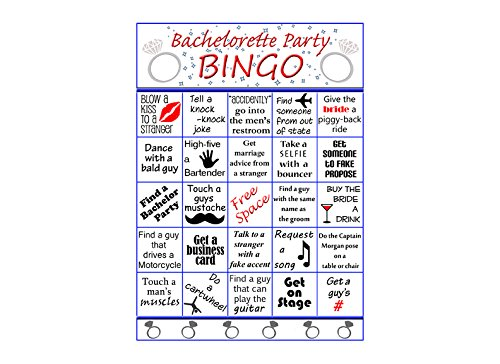 picture about Musical Bingo Cards Printable titled : Bachelorette Bingo Video game - Bachelorette Social gathering