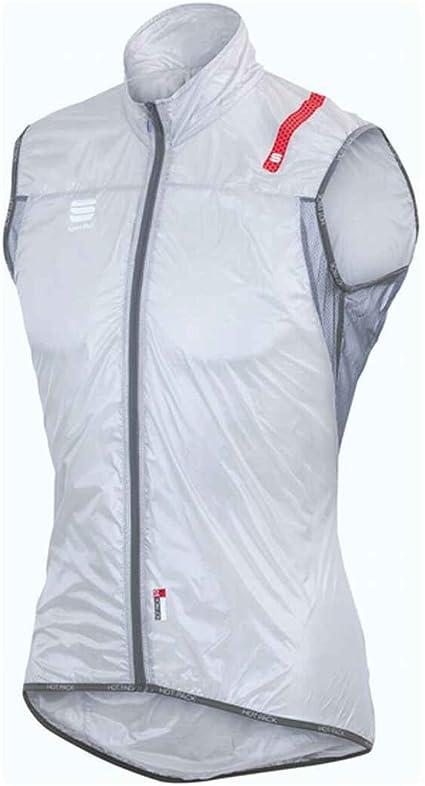 Sportful - Hot Pack Ultralight Vest, Color Plateado, Talla XXXL: Amazon.es: Deportes y aire libre