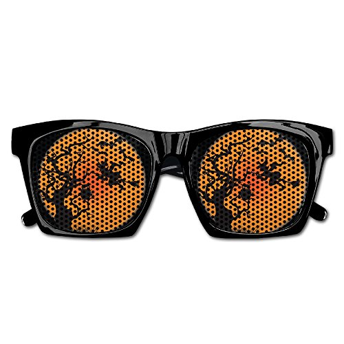 DaleSuSu Unisex Halloween Witches Pumpkins Funny Party Glasses Sunglasses Costume Sunglasses