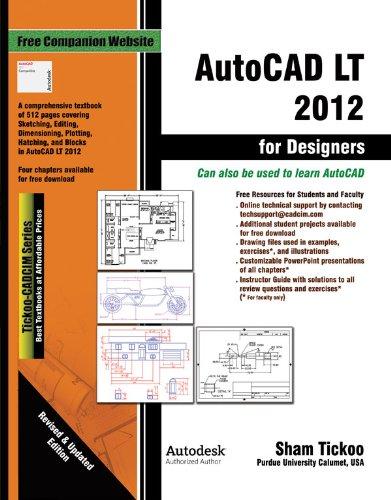 AutoCAD LT 2012 for Designers