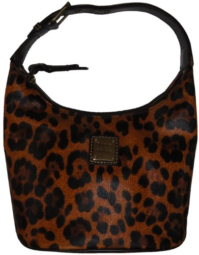 Dooney & Bourke Women's/Girl's BM Bucket Bag Handbag, Small, Brown T - Bucket Bag Dooney Bourke &
