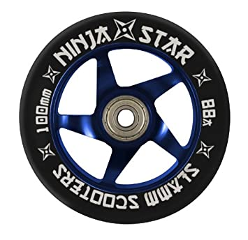 Slamm Scooters Ninja Star - Ruedas para patines, llanta de ...
