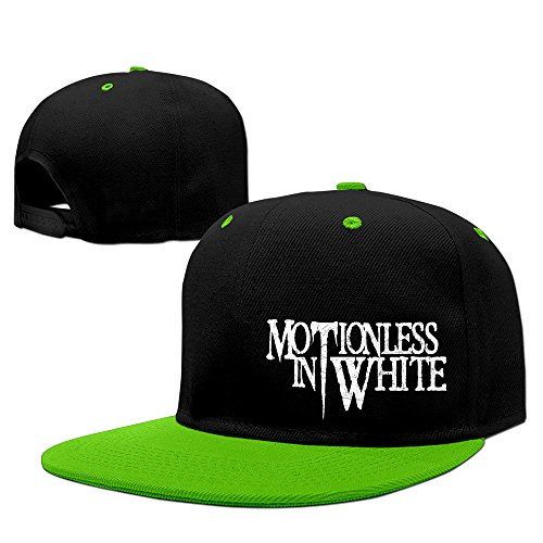 (NEW TOP SONGKEE Motionless In White Gothic Metal Band HIP HOP Fitted Adjustable New Era Hat)