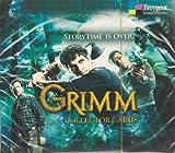 Breygent 2013 Grimm Sealed Case of 12 Trading Card Boxes
