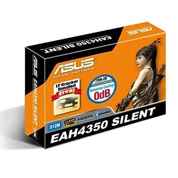 Amazon.com: ASUS Radeon EAH4350 512 MB DDR2, PCI-Express ...