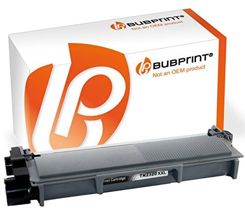 Toner black kompatibel für Brother TN-2320 TN-2310 XXL 5.200 Seiten Brother HL-L 2300 Series, HL-L 2300 D, HL-L 2340 DW, HL-L 2360 DN, HL-L 2365 DW, HL-L 2320 D, HL-L 2360 DW, HL-L 2380 DW, MFC-L 2700 DW, MFC-L 2720 DW, MFC-L 2740 CW, DCP-L 2500 Series, DCP-L 2500 D, DCP-L 2520 DW, DCP-L 2540 DN, DCP-L 2700 DW, MFC-L 2703 DW, MFC-L 2700 Series, MFC-L 2740 DW, DCP-L 2560 DW
