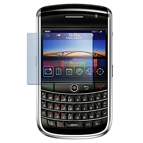 3x Screen Protector for Blackberry Curve 8900