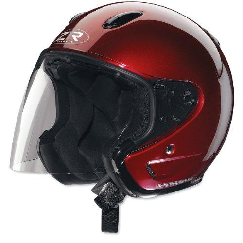 Z1R Ace Wine Helmet Adult XL ()