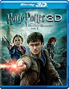 Harry Potter and the Deathly Hallows: Part II [Regions 1,4] [Blu-ray]