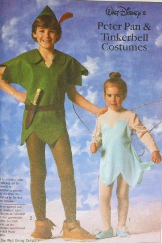 Simpl (Vintage 1980s Halloween Costumes)