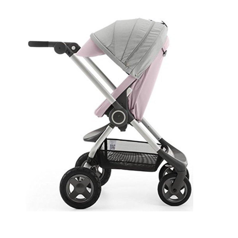 Stokke Scoot Stroller - Soft Pink by Stokke: Amazon.es: Bebé