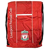Liverpool Cinch Bag Sack Backpack Book bag Add Your Name and Number