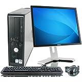 Dell Gx620 Optiplex Complete Bundle LCD Monitor