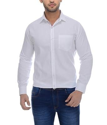 Ben Martin Men s Cotton Shirt  Amazon.in  Clothing   Accessories a637c52bf602b