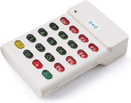 Lector de Tarjetas r95d máquina integrada RFID Unidad para Caja registradora 125 KH gestión de Miembros/Control de Acceso/Tarjetas IC/Tarjetas ID: Amazon.es: Bricolaje y herramientas