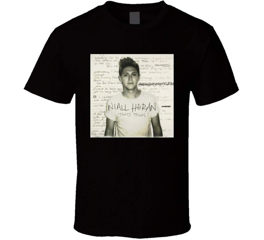 Wenqiangtees This Town Niall Horan T Shirt